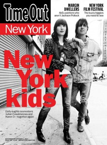 Time Out NY Cover
