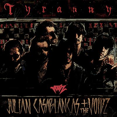 JC and The Voidz Tyranny Artwork